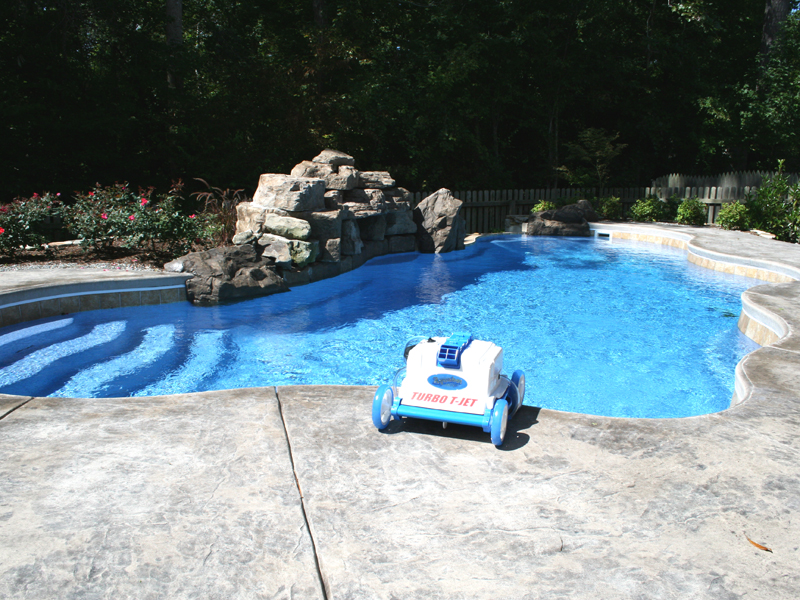 Viking Pools Of Redding Freeform Swimming Pools From